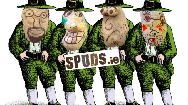 SPUD.ie-leprechauns-inarow jpg